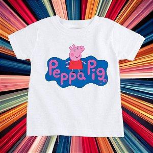 T-SHIRTS POLIÉSTER INFANTIL PEPPA PIG