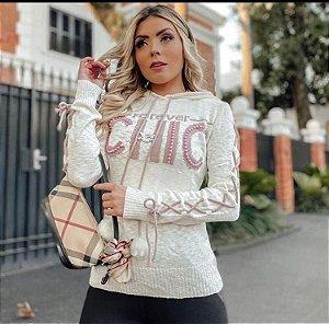 Blusa Feminina Chique Tamanho Único