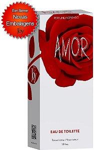 AMOR (F) 55ml - Inspirado