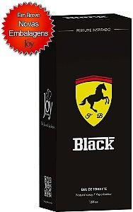 F. BLACK (M) 55ml - Inspirado
