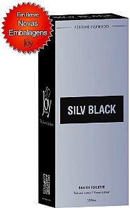 SILV BLACK (M) 55ml - Inspirado