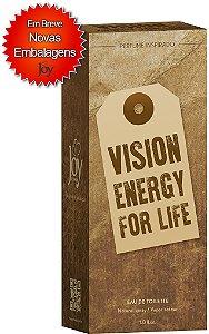 VISION ENERGY FOR LIFE (M) 55ml - Inspirado