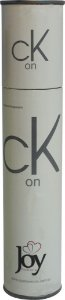 TUBO EDIÇÃO LIMITADA - CK ON (unissex) 50ML - INSPIRADO NO CK ONE (unissex)