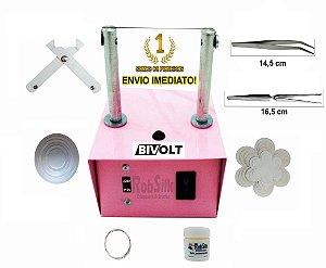 Maquina De Cortar Fita - kit 1 - 2 Brindes
