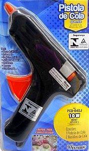 Pistola de Cola Quente, 10W - Western