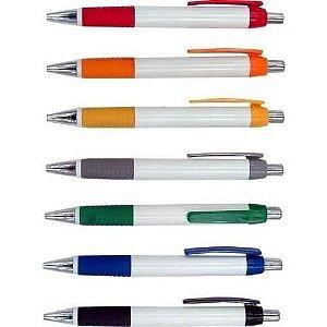 50 canetas lisas para personalizar