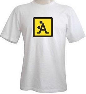 Camiseta A de Amor