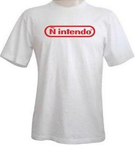 Camiseta n intendo