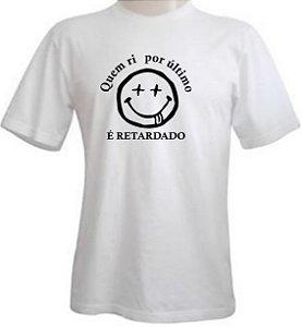 Camiseta Retardado