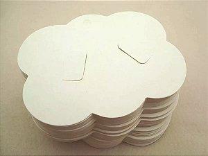 Embalagem Cartela Nuvem Bico De Pato Presilha 100 Cartelas