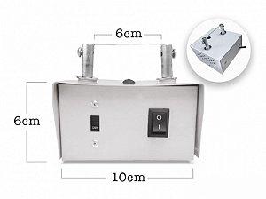 Maquina de Fuxico + Refil de Brinde