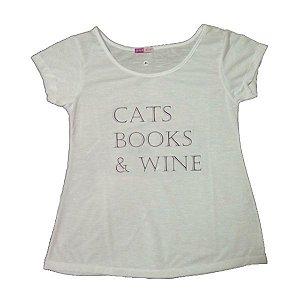 Bata 'Cats, Books & Wine'