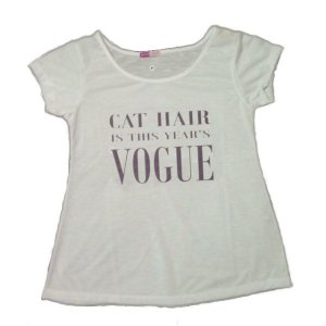 Bata 'Cat Hair Is This Years Vogue'