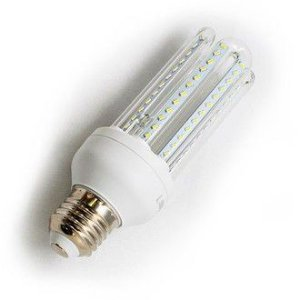 Lâmpada LED Econômica U 5 Watts