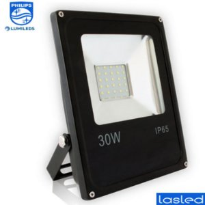 Refletor LED SMD 30 Watts - LED Chip Philips