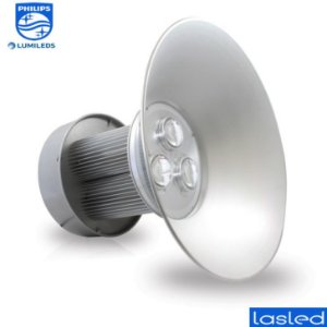 Luminária LED SMD Industrial 200 Watts - LED Chip Philips