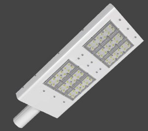 Luminária LED Pública Slim Modular 348 Watts