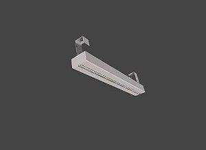 Luminária LED High Bay Linear 67 Watts