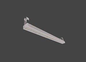 Luminária LED High Bay Linear 101 Watts