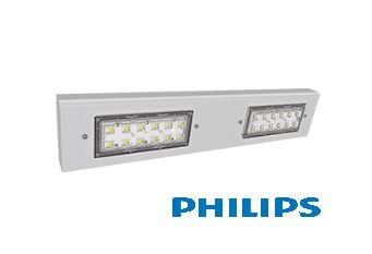 Luminária LED High Bay Modular Linear 74 Watts