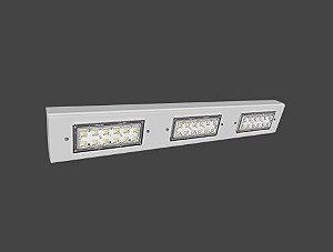 Luminária LED High Bay Modular Linear 108 Watts/174 Watts