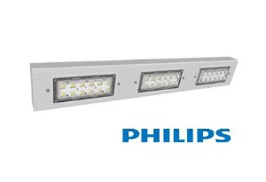 Luminária LED High Bay Modular Linear 108 Watts