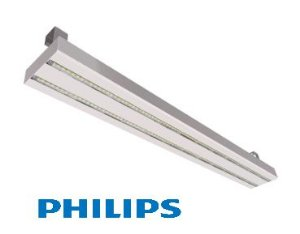 Luminária LED High Bay Linear 132 Watts
