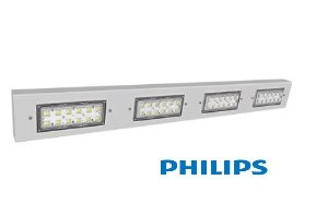 Luminária LED High Bay Modular Linear 222 Watts