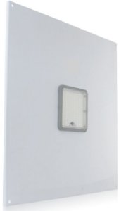 Luminária LED Posto de Combustível 100 Watts