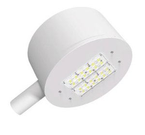 Luminária LED Pública Decorativa Netuno 74 Watts