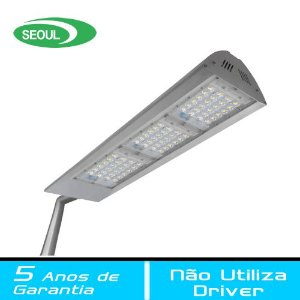 Luminária LED Pública Modular 135 Watts - FIT LIGHT