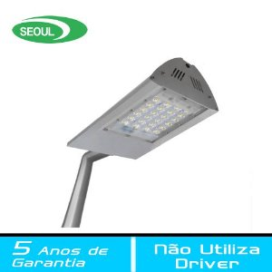 Luminária LED Pública Modular 45 Watts - FIT LIGHT
