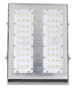 Projetor LED Modular Alta Potência 200 Watts com Lente 28 - LED Chip Philips Lumileds Luxeon 3030
