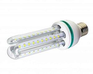 Lâmpada LED Econômica 3U 12 Watts
