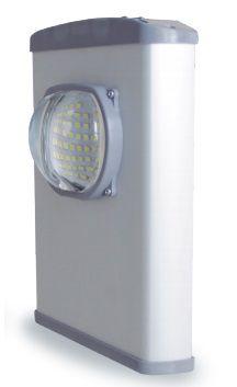 Luminária Pública Modular Compacta 100 watts