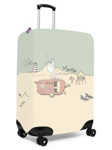 Capa para Mala | Juju na Trip