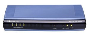 AudioCodes MP-114 Gateway Analógico 4 portas FXS