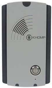 Porteiro GSM Khomp Mobile Intercom 101BC