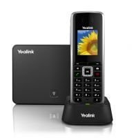Telefone IP Sem Fio Yealink W52P c/ base (W52P)
