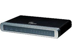 Gateway VoIP Grandstream GXW 4004 - com 4 portas FXS (GXW4004)