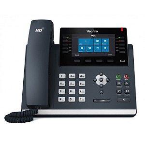 TELEFONE IP YEALINK GIGA COM DISPLAY SIP-T46S (SIP-T46S)