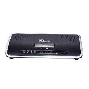 PABX IP GrandStream UCM 6104 com 02 Portas FXS + 04 Portas FXO (UCM6104)
