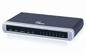 Gateway VoIP Grandstream GXW 4108 - com 8 portas FXO (GXW4108)