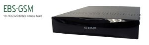 Interface VoIP Khomp EBS GSM 30 (EBS-GSM-30)