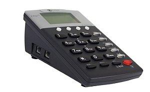 TELEFONE IP KHOMP IPS 40 CC PN (IPS40-CC+ POE)