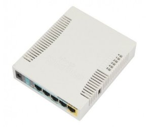 Roteador Wireless Mikrotik RouterBoard 951 (RB951Ui-2HND)
