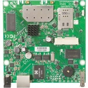 Roteador Wireless Mikrotik RouterBoard 912 (RB912UAG-5HPnD)