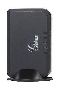 ATA Grandstream HT704 Handy Tone com 4 porta FXS (HT704)