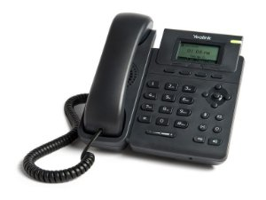 Telefone IP Yealink T19P/E2 c/ PoE s/ Fonte (T19P/E2)
