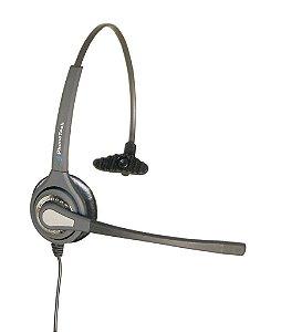HeadSet Monoauricular Phonetech RJ9 (P10RJAMP)